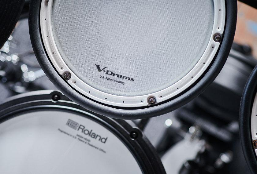 Новые модели барабанов на основе модуля TD-07