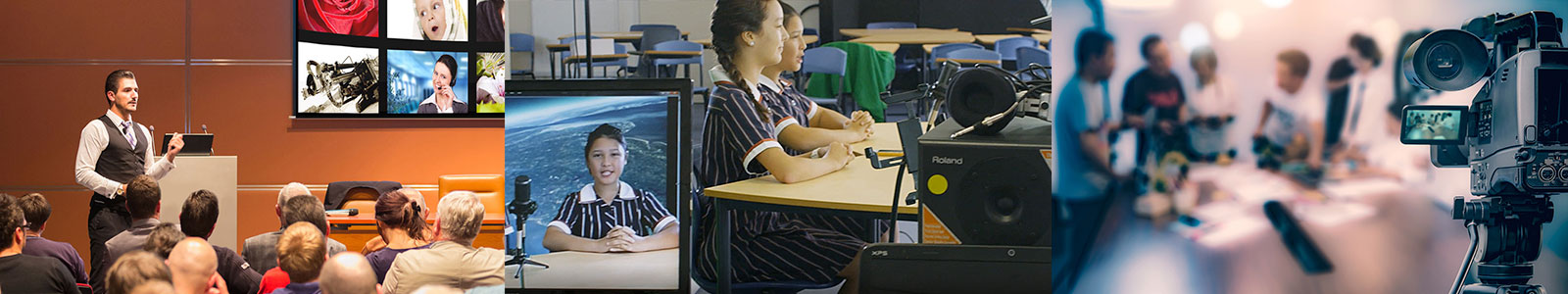 Технические решения ROLAND для потокового видеовещания