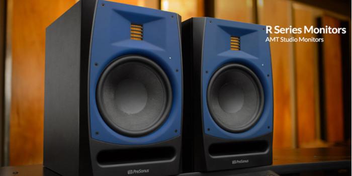 В продажу поступили мониторы PreSonus серий R и Eris MTM