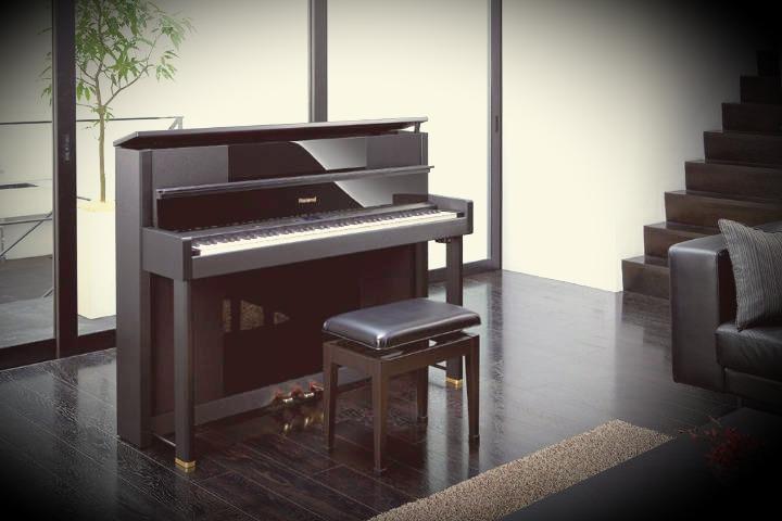 Цифровые фортепиано Roland – гарантия 10 лет!