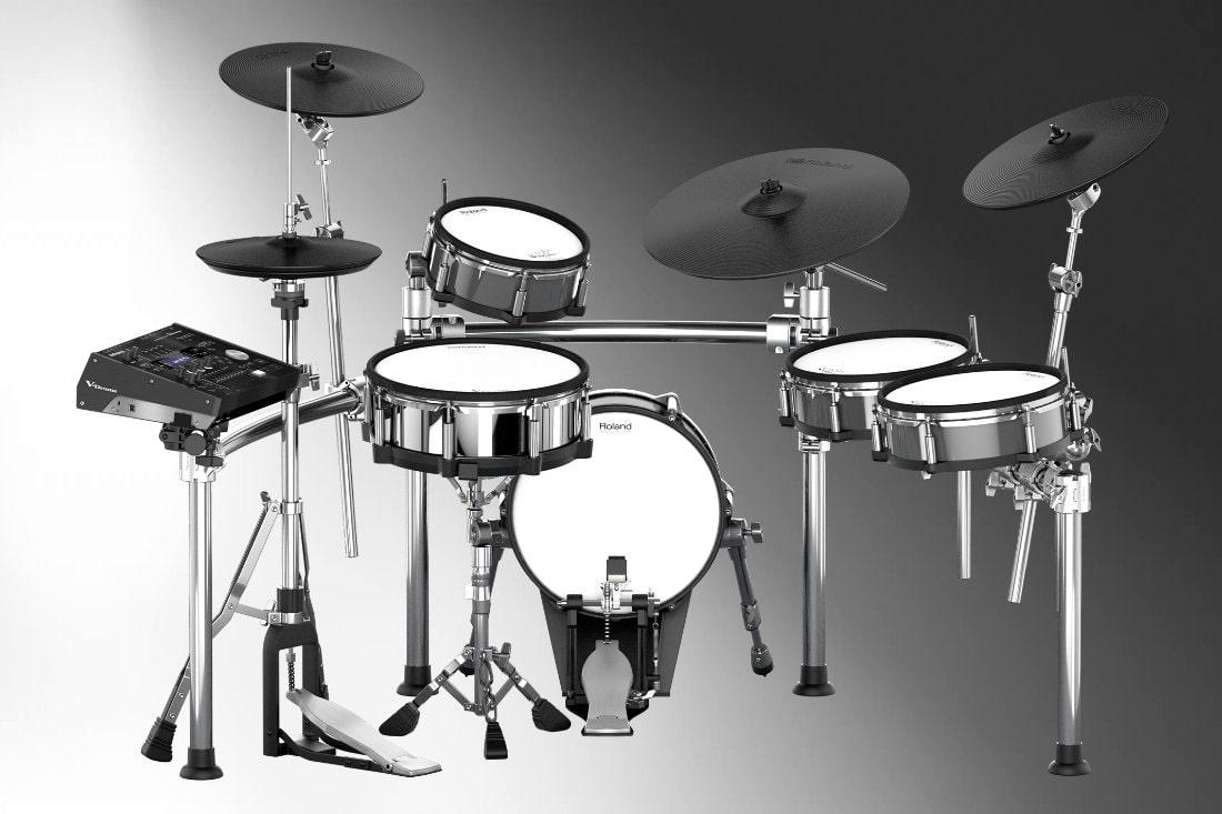 Обзор V-Drums. Часть первая
