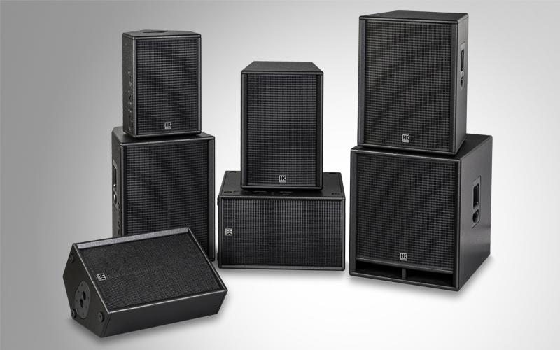 Новинка! HK Audio PREMIUM PR:O D2 - акустические системы и сабвуферы