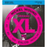 Купить D'addario EXL-170 Струны для бас-гитары (45-100)