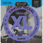 Купить D'addario EXP-115 Струны для электрогитары