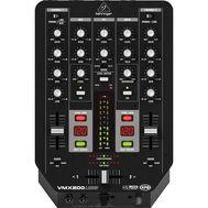 Behringer VMX 200USB  DJ микшерный пульт