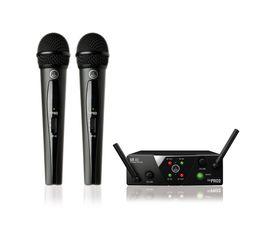 Купить AKG WMS40 Mini2 Vocal set Радиосистема с двумя ручными передатчиками