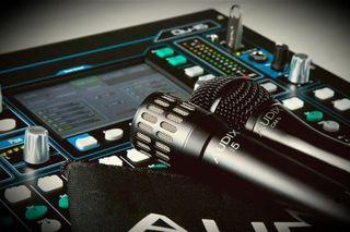 Пресеты Allen&Heath для микрофонов Audix