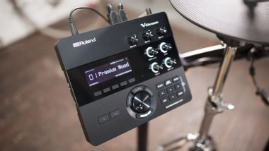 Новый звуковой модуль Roland TD-27 V-Drums
