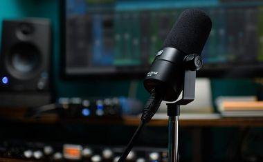 PreSonus PD-70: когда ваш голос должен быть услышан!