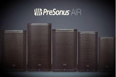 Новые акустические системы серии AIR от PreSonus