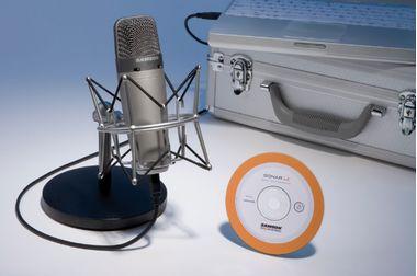 Специальная скидка на USB-микрофон Samson C03U