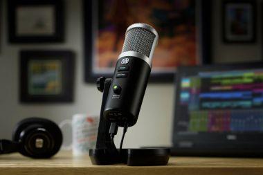 PreSonus Revelator - больше, чем USB-микрофон