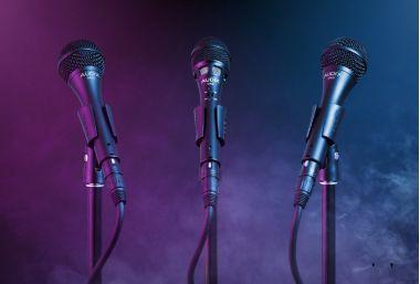 Узнайте больше о микрофонах Audix!