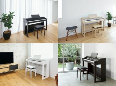 Новинка! Цифровое пианино Roland RP701