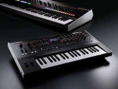 Цифровые синтезаторы Roland Jupirer X и XM