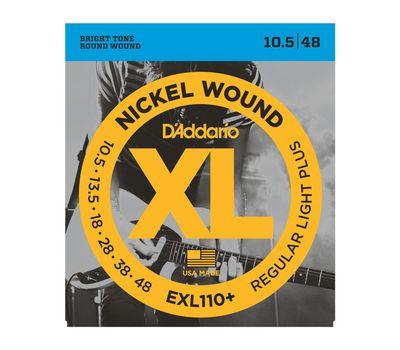 D'addario EXL-110+ Струны для электрогитары