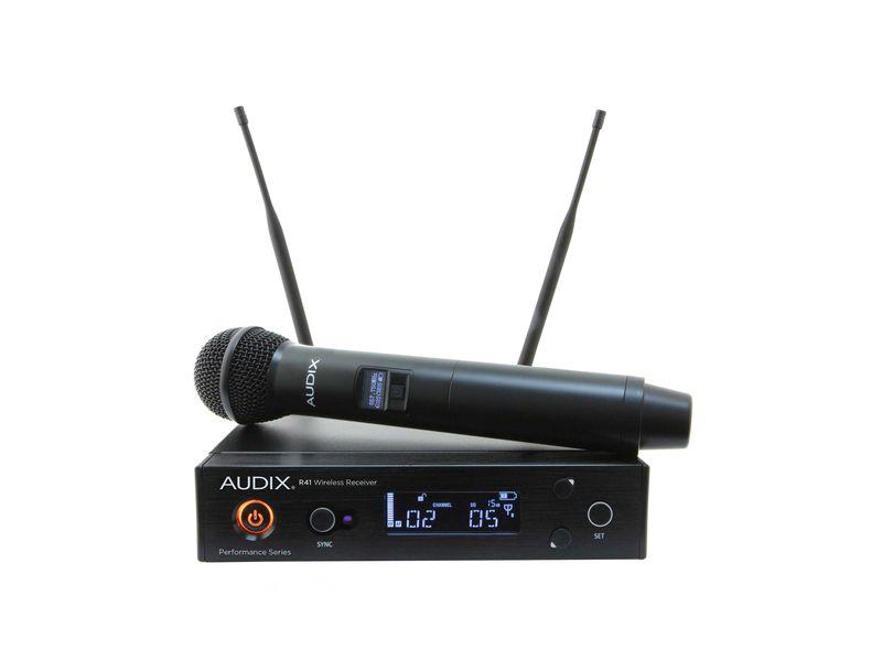 Купить AUDIX AP41 OM5-A Радиосистема вокальная с ручным микрофоном
