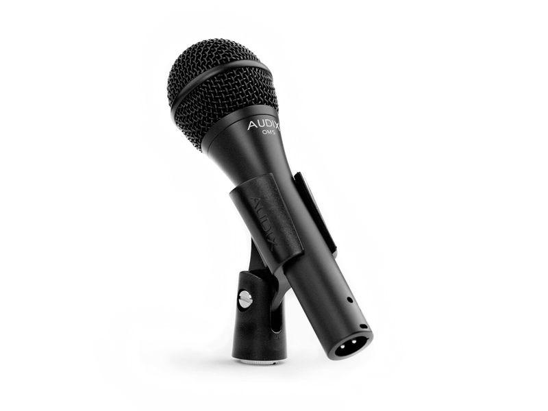 Купить AUDIX OM5 Микрофон вокальный