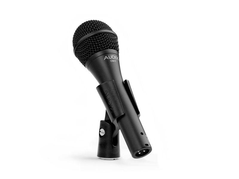 Купить AUDIX OM7 Микрофон вокальный