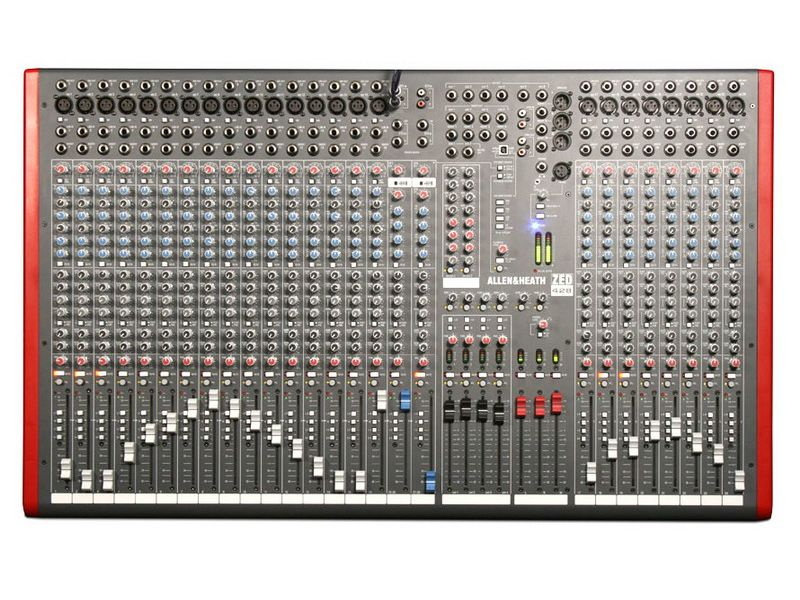 Купить Allen&Heath ZED2842 Микшерный пульт