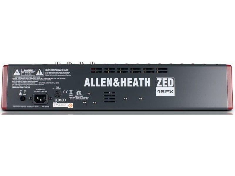 Купить Allen&Heath ZED16FX Микшерный пульт