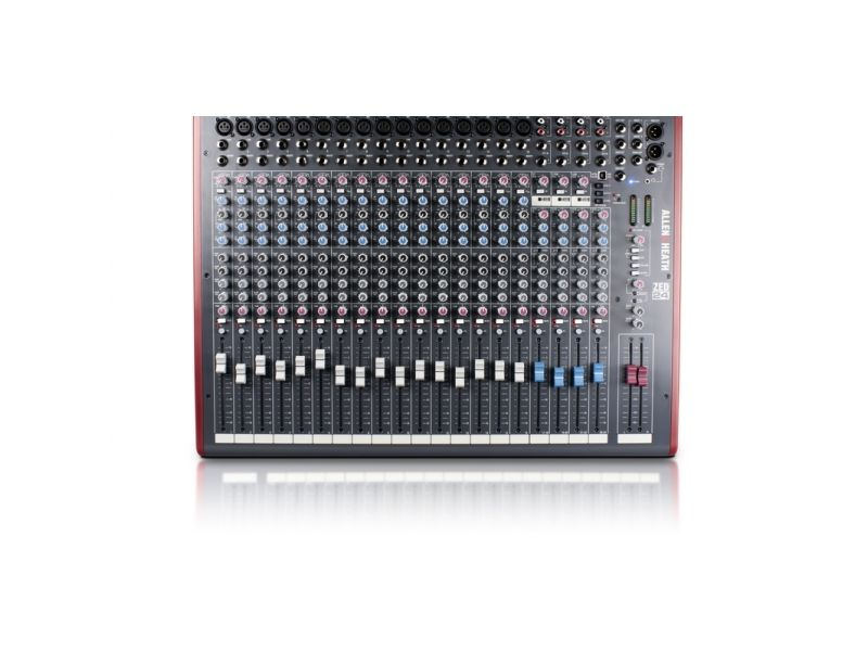 Купить Allen&Heath ZED2402 Микшерный пульт