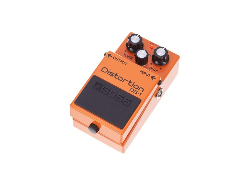 Купить BOSS DS-1 Педаль гитарная
