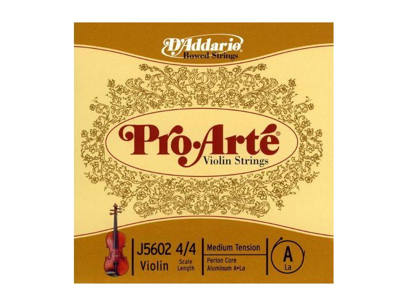 Купить D'addario J5602 4/4 M Струна для скрипки