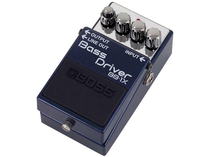 Купить BOSS BB-1X Педаль басовая