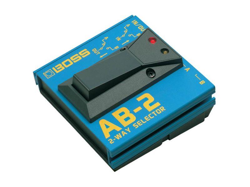 Купить BOSS AB-2 Педаль гитарная
