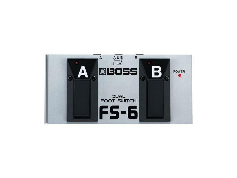 Купить BOSS FS-6 Переключатель футсвич