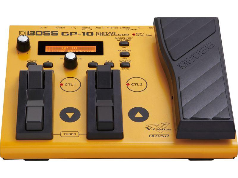 Купить Boss GP-10GK Процессор гитарный c midi датчиком