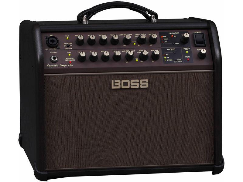 Купить BOSS ACS-LIVE Комбоусилитель гитарный