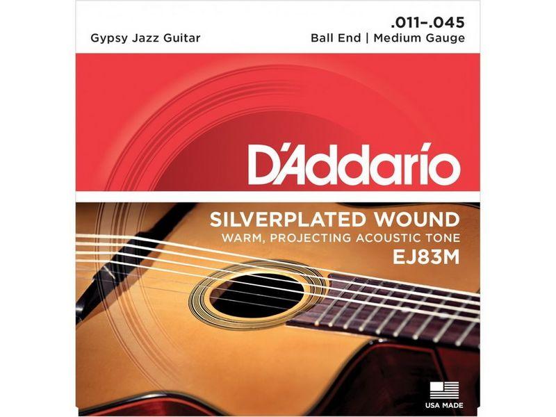 Купить D'addario EJ-83M Струны для акустической гитары
