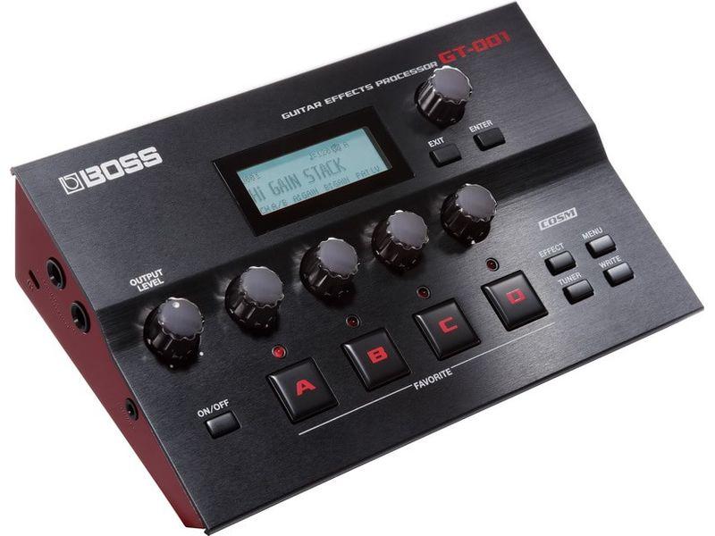 Купить BOSS GT-001 Процессор гитарный