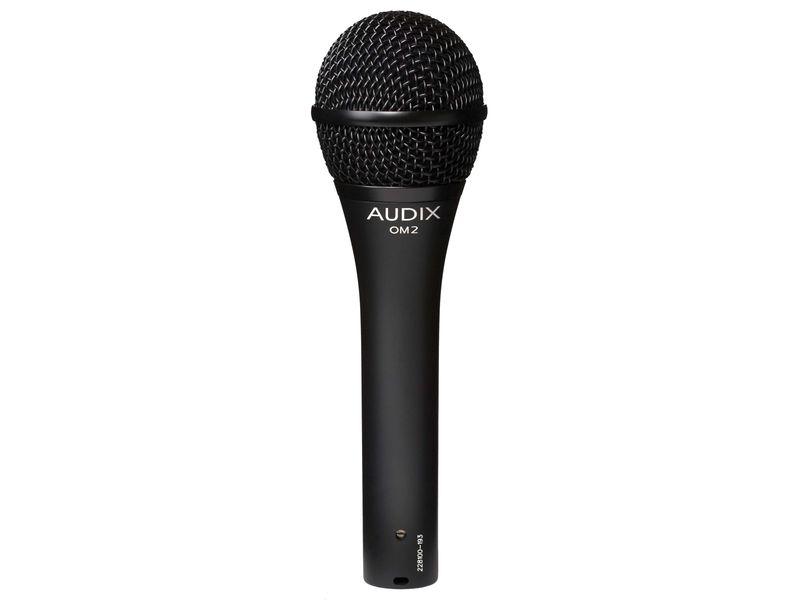 Купить AUDIX OM2 Микрофон вокальный
