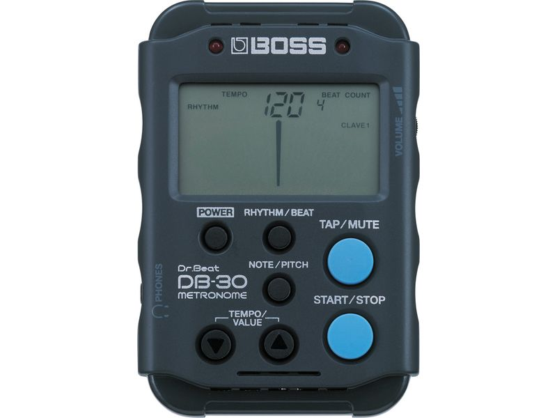 Купить BOSS DB-30 Метроном для барабанщика