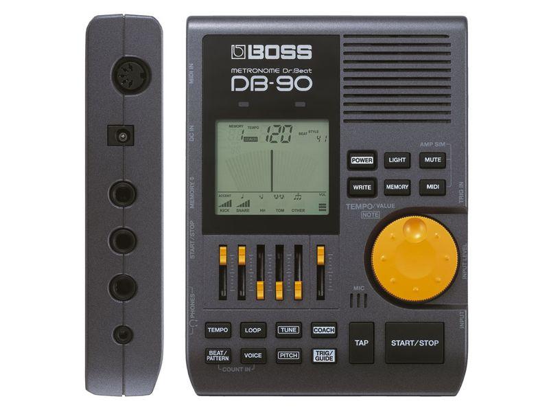 Купить BOSS DB-90 Метроном для барабанщика