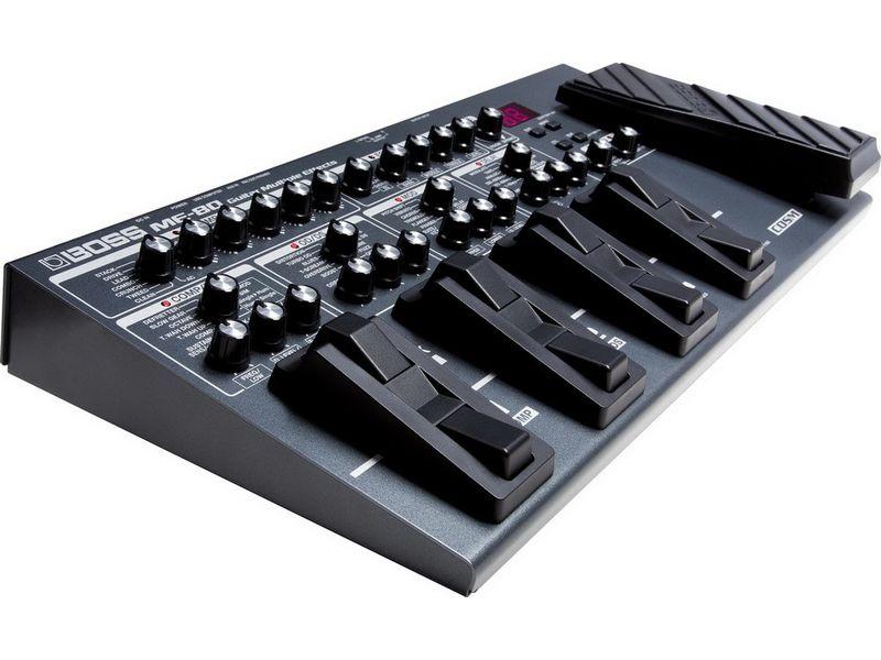 Купить BOSS ME-80 Процессор гитарный