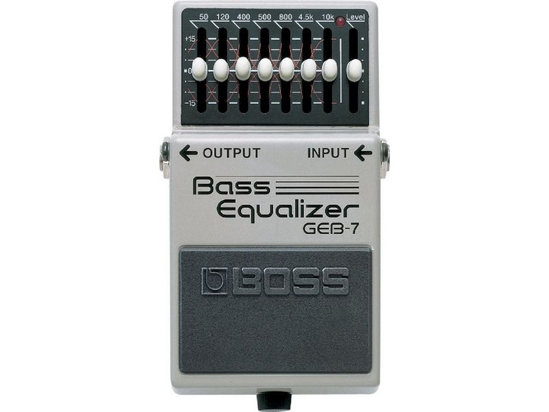 Купить BOSS GEB-7 Педаль басовая