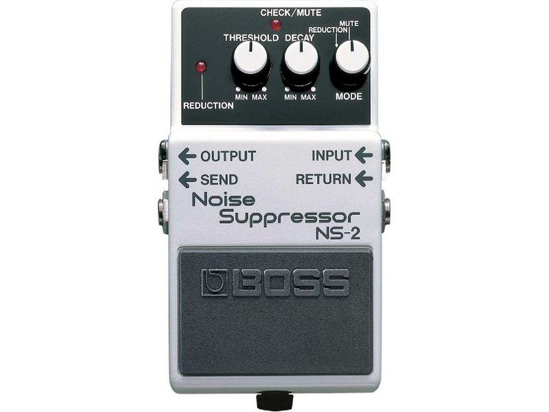 Купить BOSS NS-2 Педаль гитарная