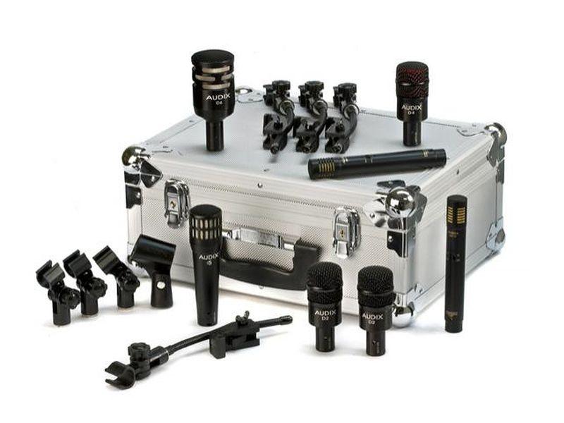 Купить AUDIX DP7 Комплект микрофонов для ударной установки