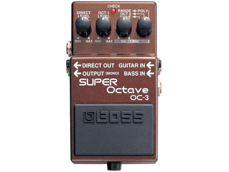 Купить BOSS OC-3 Педаль гитарная