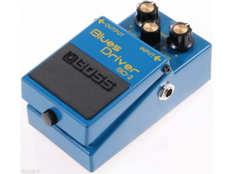 Купить BOSS BD-2 Педаль гитарная