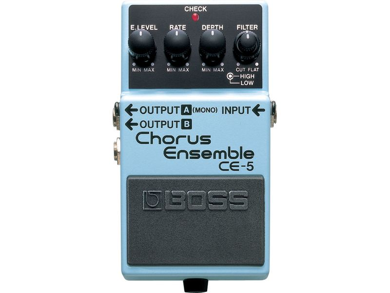 Купить BOSS CE-5 Педаль гитарная
