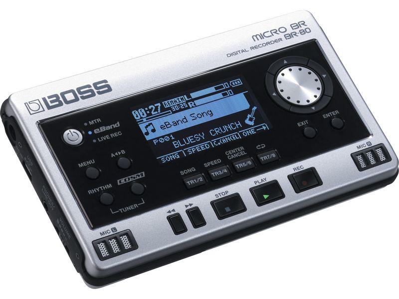Купить BOSS BR-80 Портостудия