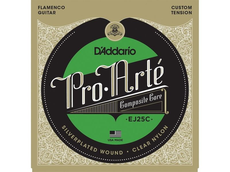 Купить D'addario EJ-25C Струны для классической гитары