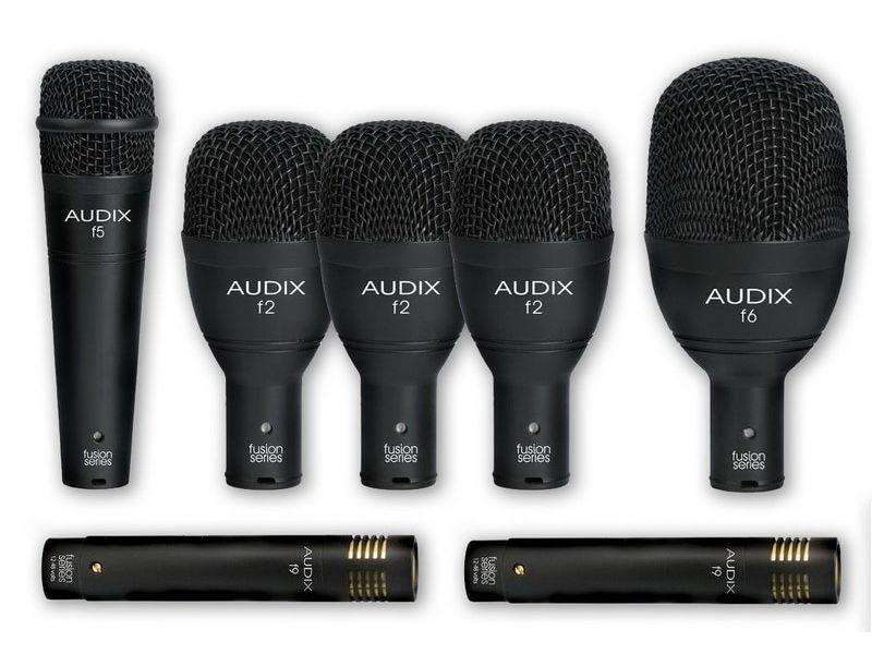 Купить AUDIX FP7 Комплект микрофонов для ударной установки