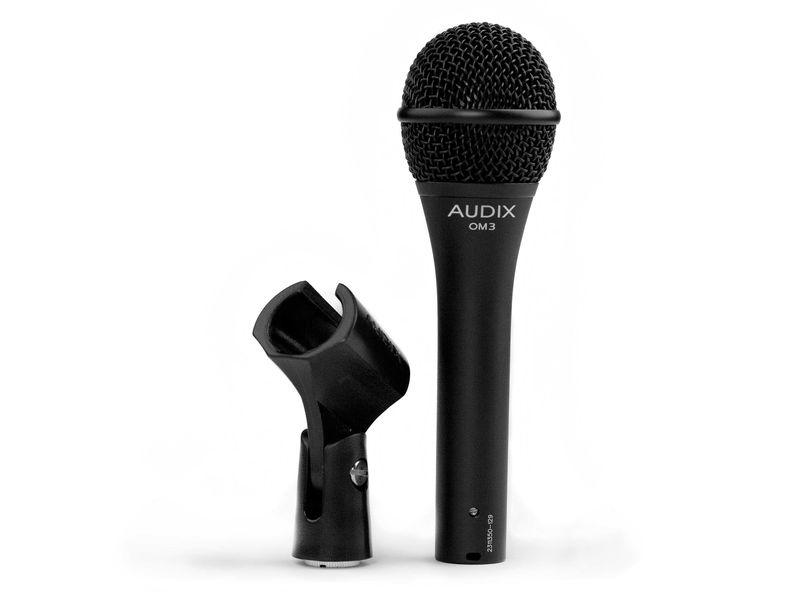 Купить AUDIX OM3S Микрофон вокальный с выключателем
