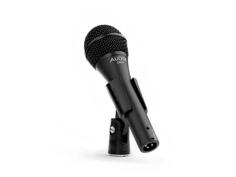 Купить AUDIX OM3 Микрофон вокальный
